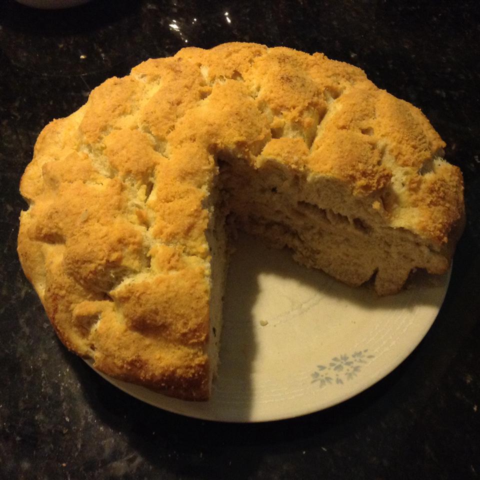 Parmesan Focaccia Bread SHAQPOWER