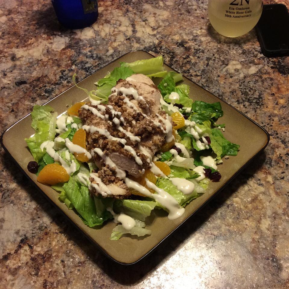 Pecan Crusted Chicken Salad royalteets