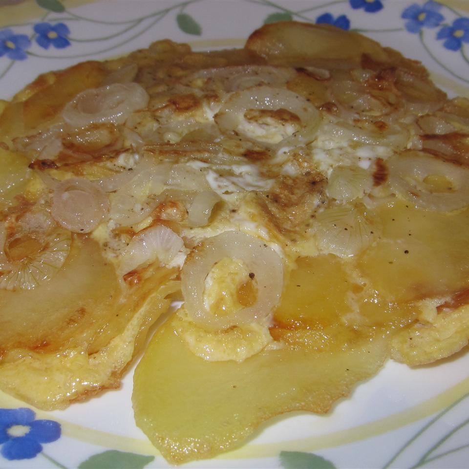 Perfect Tortilla Espanola