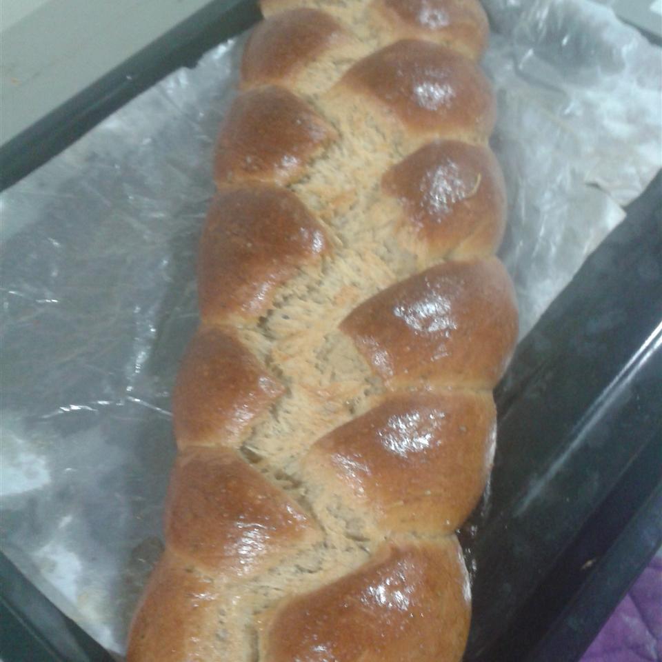 Irresistible Whole Wheat Challah Mubaraka2940