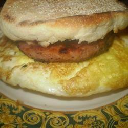 Fried Egg Sandwich Janine