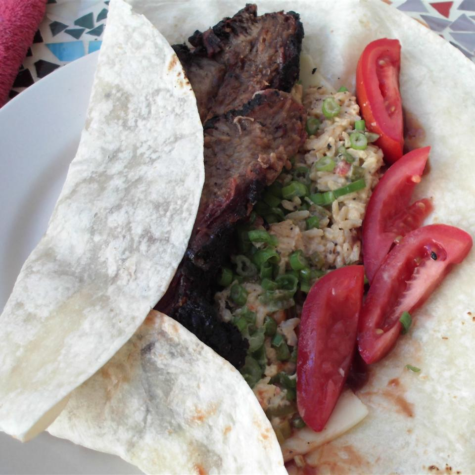 Montreal Smoked Meat Flat Wrap