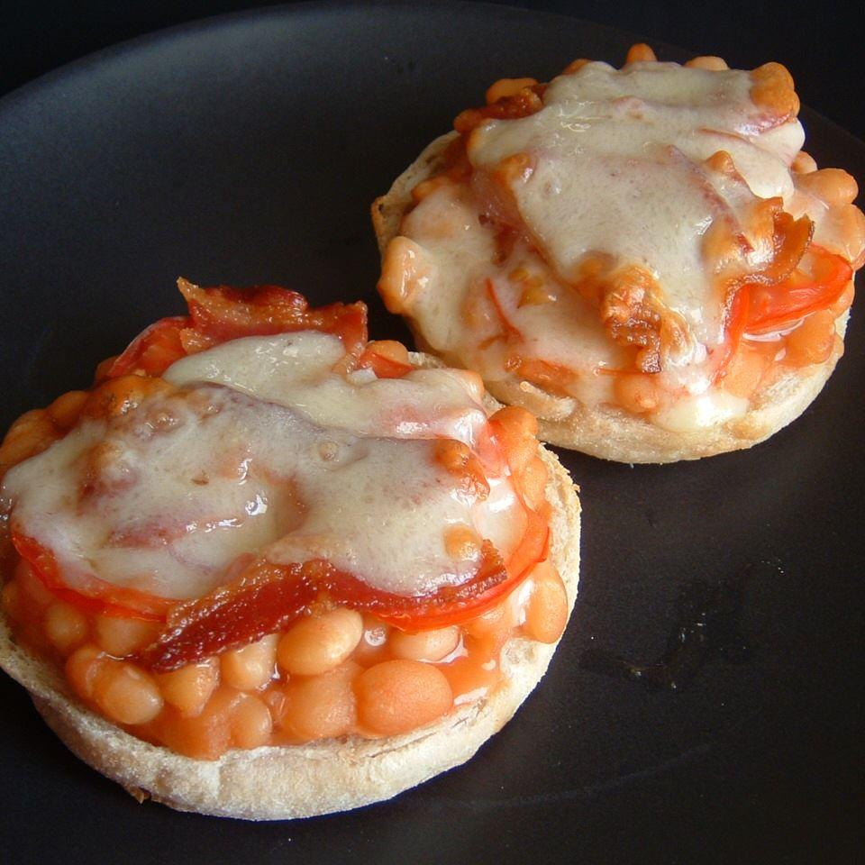 Baked Bean Sandwiches Caroline C