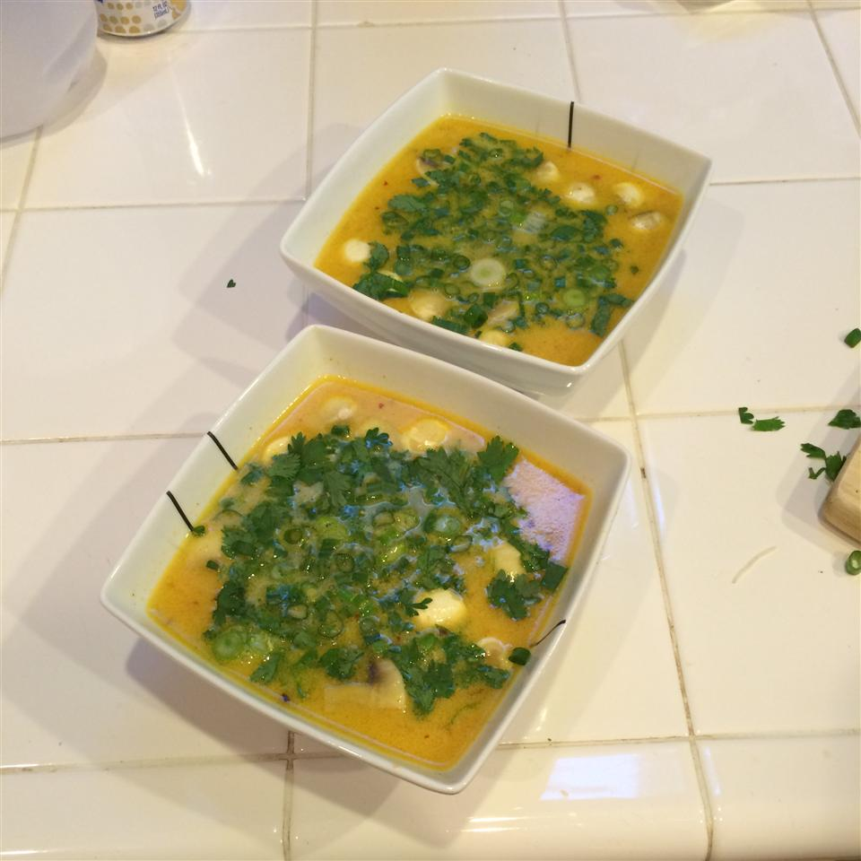 Tom Ka Gai (Coconut Chicken Soup) Cameron Rieck