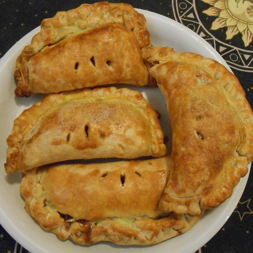 Apple Hand Pies Mrs Sarah