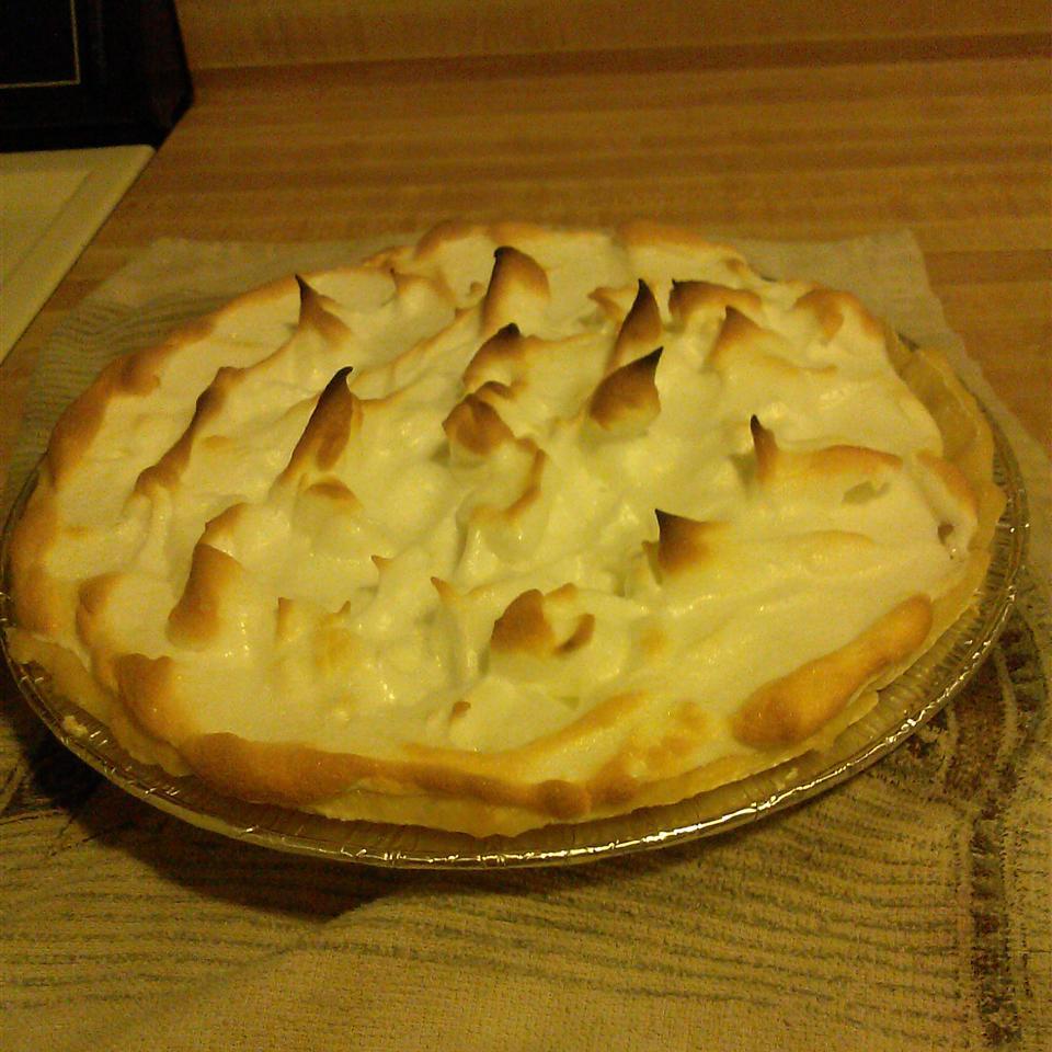 Lemon Meringue Pie II Steven Dion