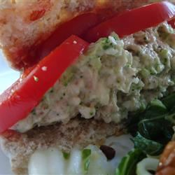 Atomic Tuna Salad