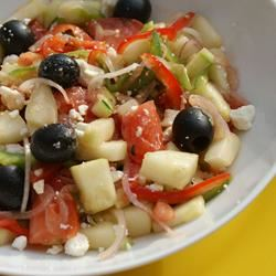 Mediterranean Medley Salad dustysun