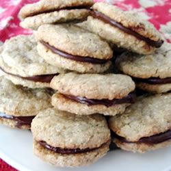 Magic Walnut Cookies Schwammrs