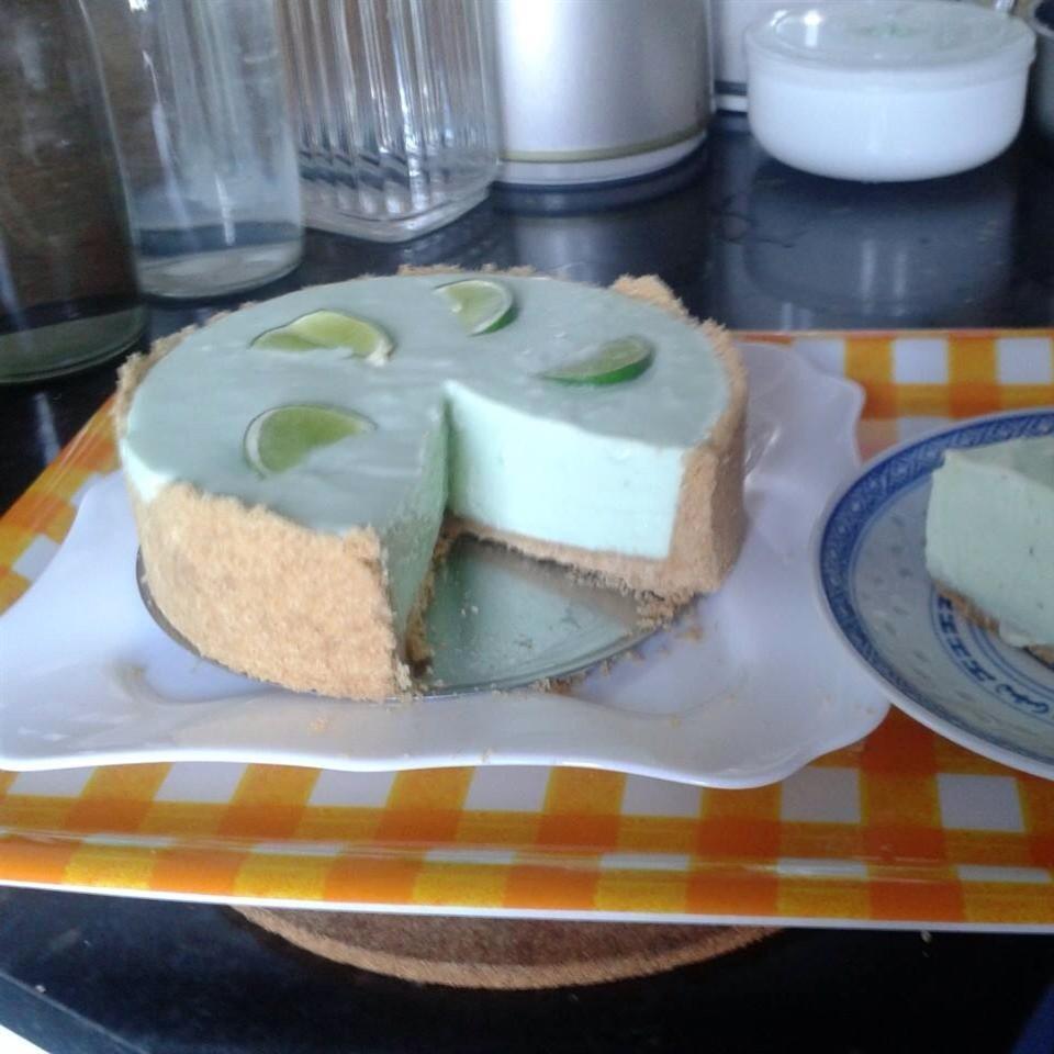 No Bake Key Lime Pie Tati shipard