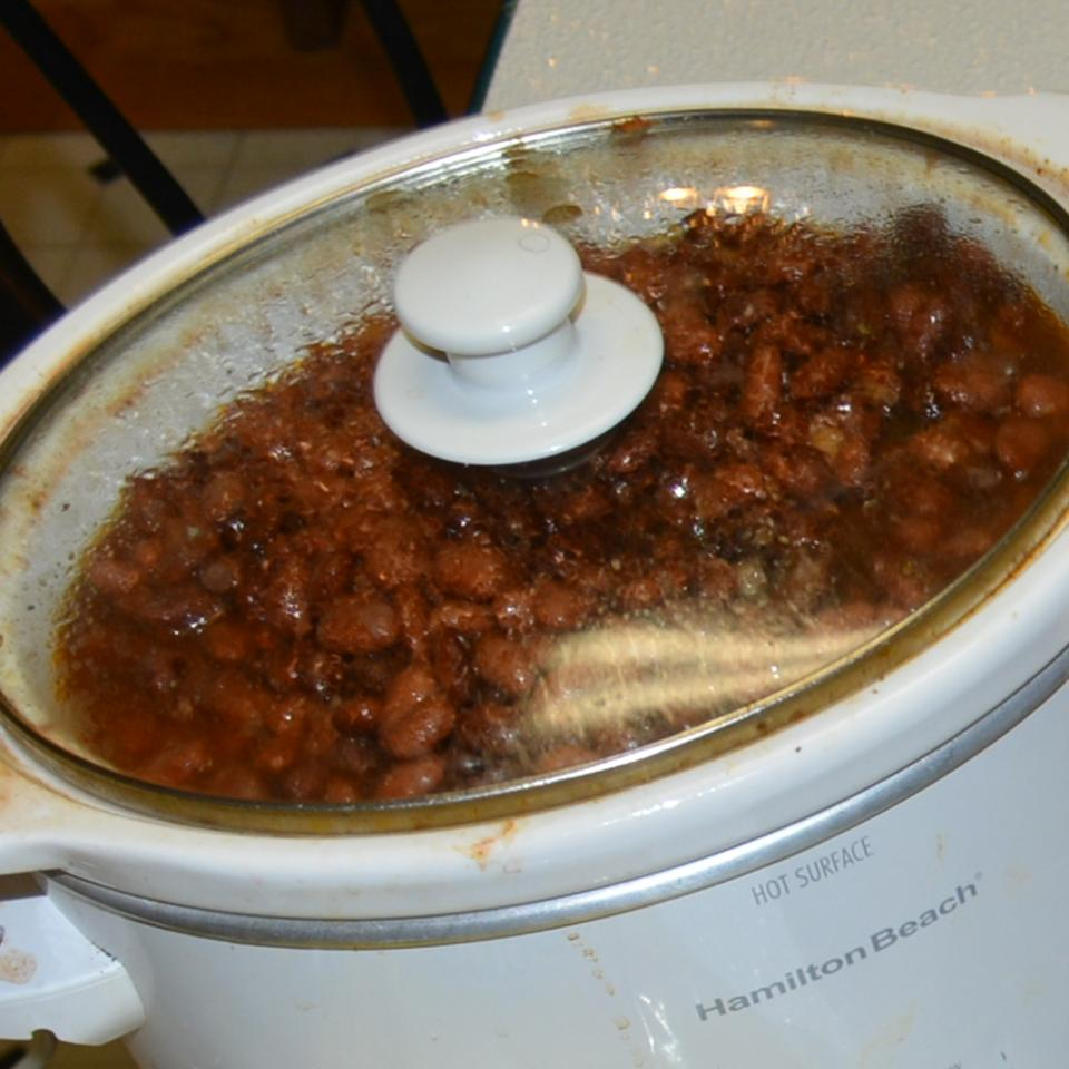Slow Cooker Pinto Beans Faith N