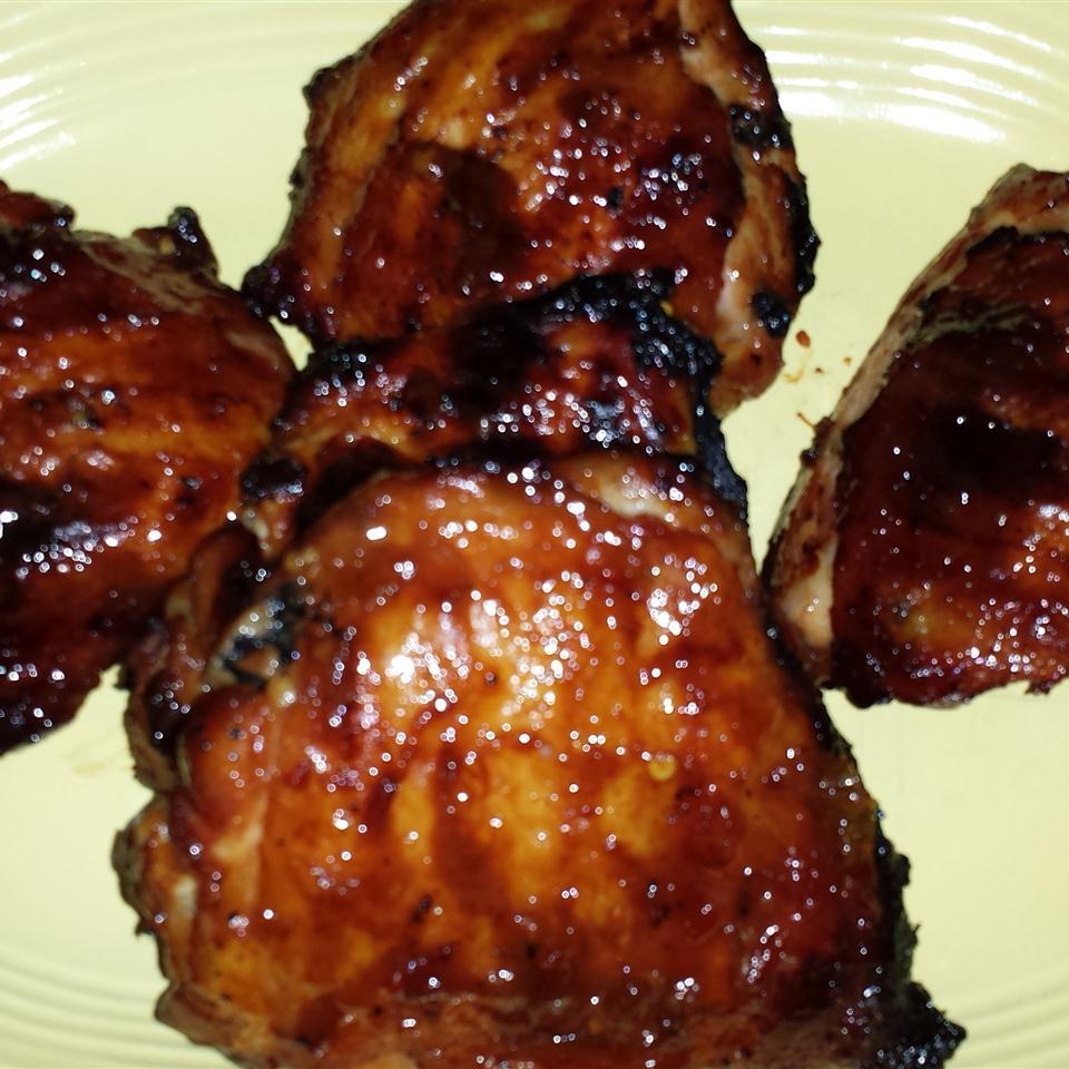 Asian Grilled Chicken Mark W.