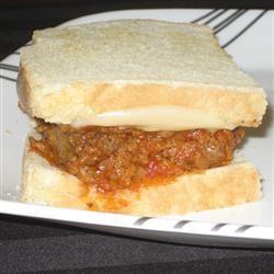 Hearty Meatball Sandwich
