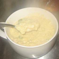 Creamy Chicken and Rice Soup