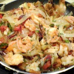 Shrimp Fra Diavolo kaonymouss