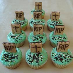 Cupcake Graveyard Dolce-Danielle