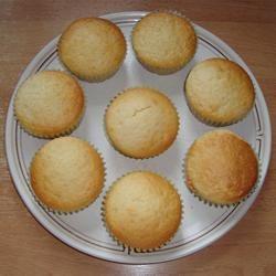 Jam-filled Muffins