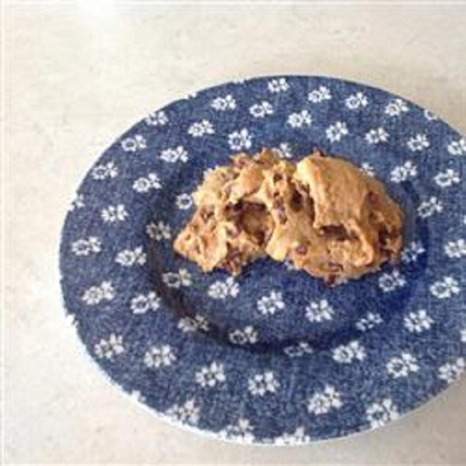 Daddy Cookies (Gluten- and Grain-Free Peanut Butter and Chocolate Chip Cookies) Lmarie