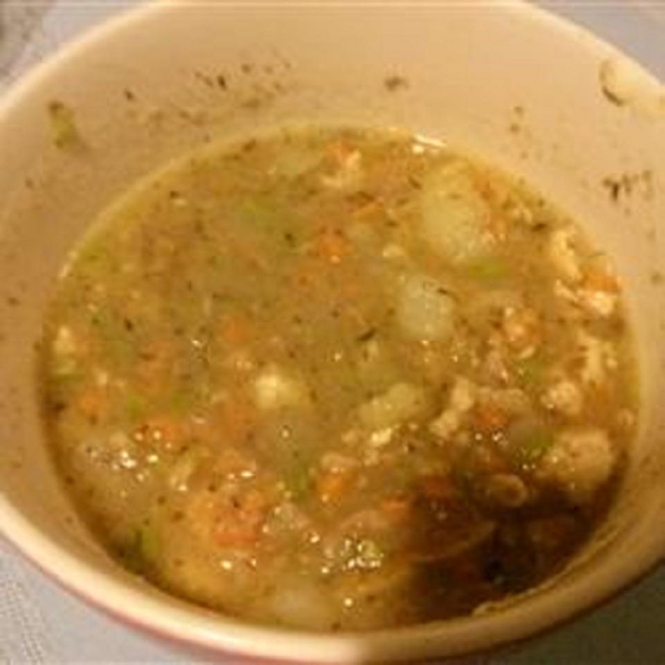 I Hate Mushroom Stew dalemcginnis