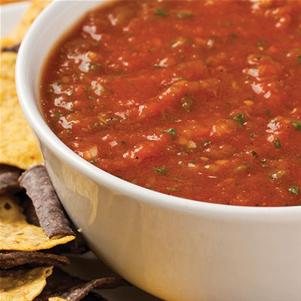 Fiery Red Salsa Trusted Brands