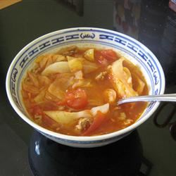 Sweet Russian Cabbage Soup Kerry