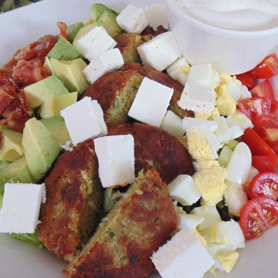 Falafel Cobb Salad Christina