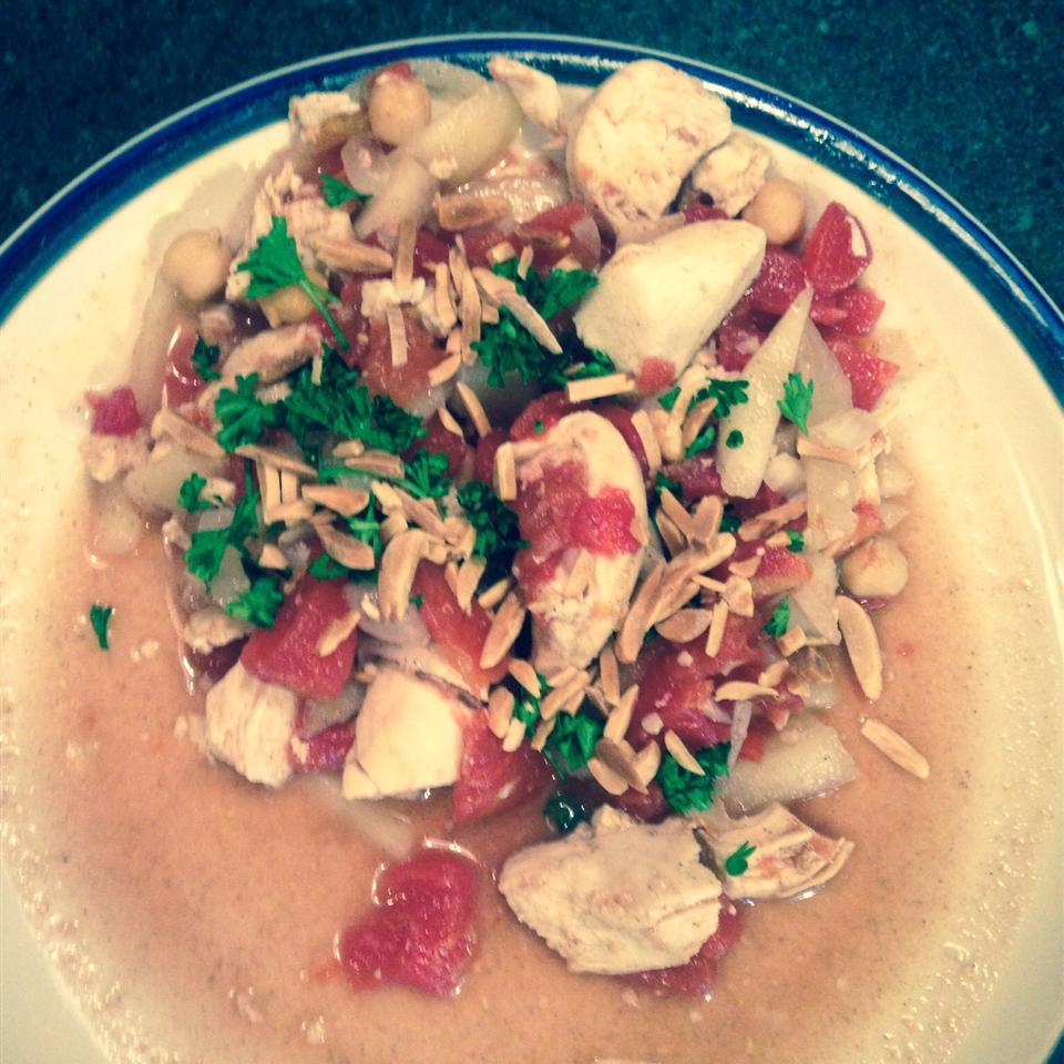 Slow Cooker Moroccan Chicken Jodi Overturf