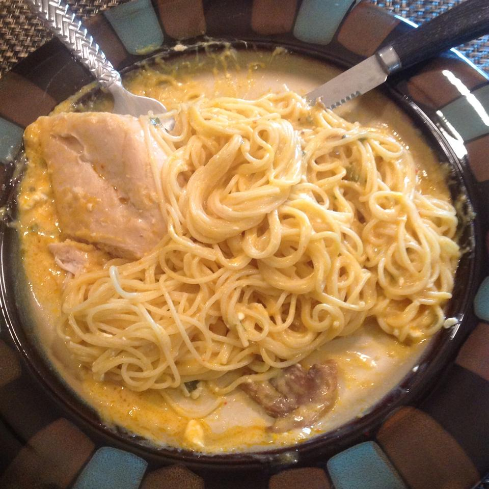 Angel Chicken Pasta