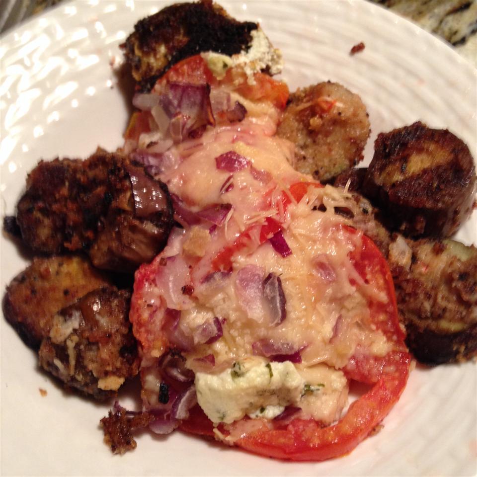 Eggplant Bake Linda Long Hill