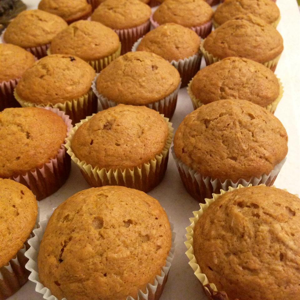 Perfect Butternut Squash Muffins