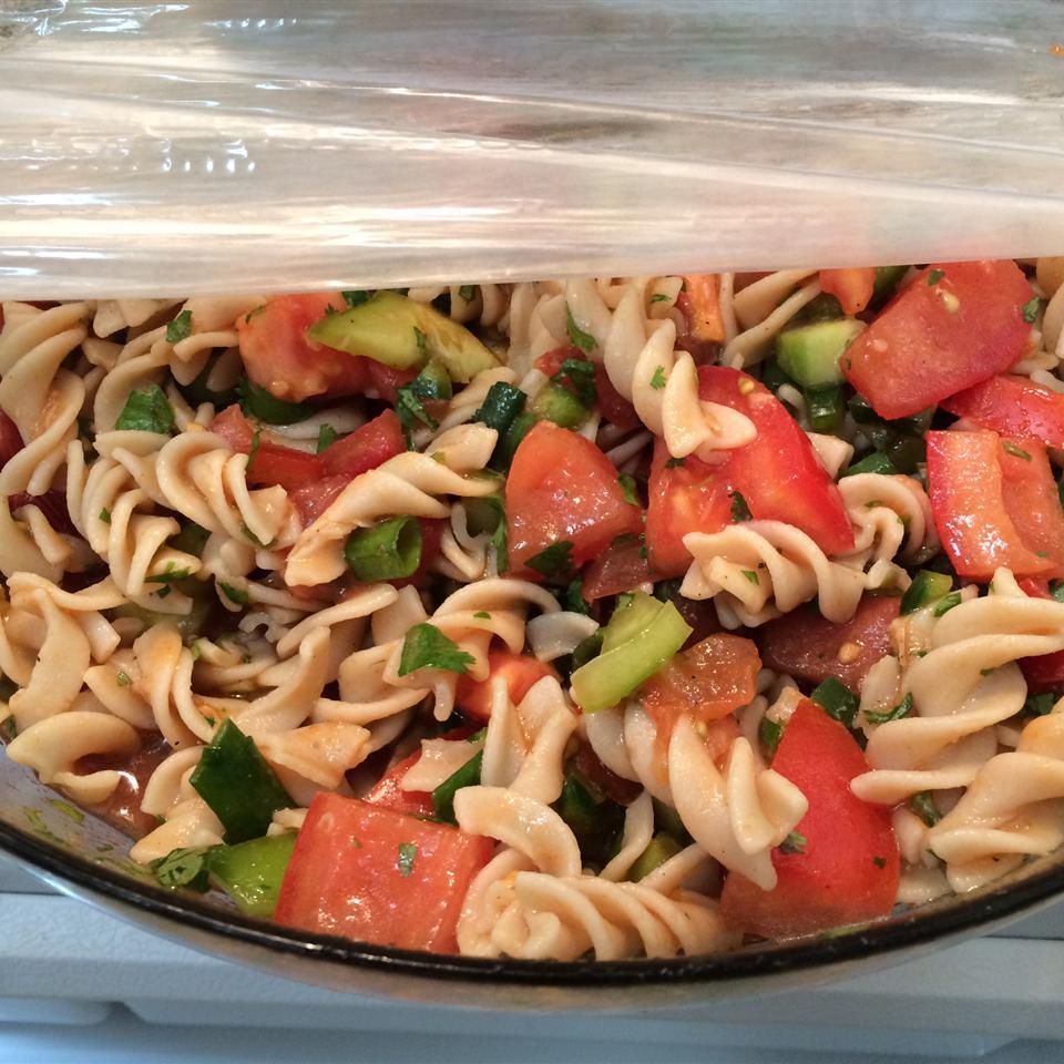 Gazpacho Pasta Salad msf430