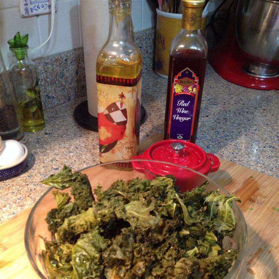 Kale Chips maryellen