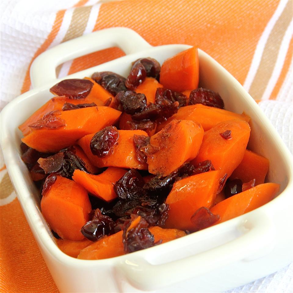 Carrots and Cranberries