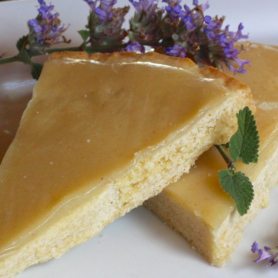 Congresbury Ginger Shortcake