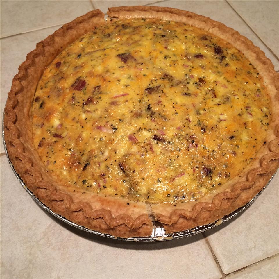 Country Quiche uncommon_chef