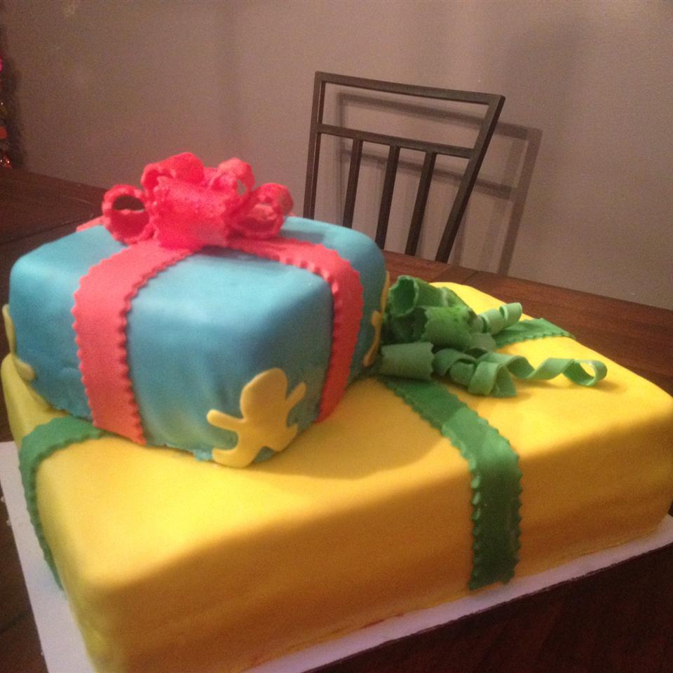 Moist Yellow Cake daytonagirl36