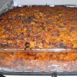 Baked Rice (Ross Fil-Forn) Joely