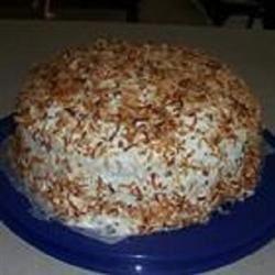 Coconut Pecan Cake Sue Hall