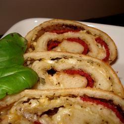 Easy Pepperoni Bread LWELKNER