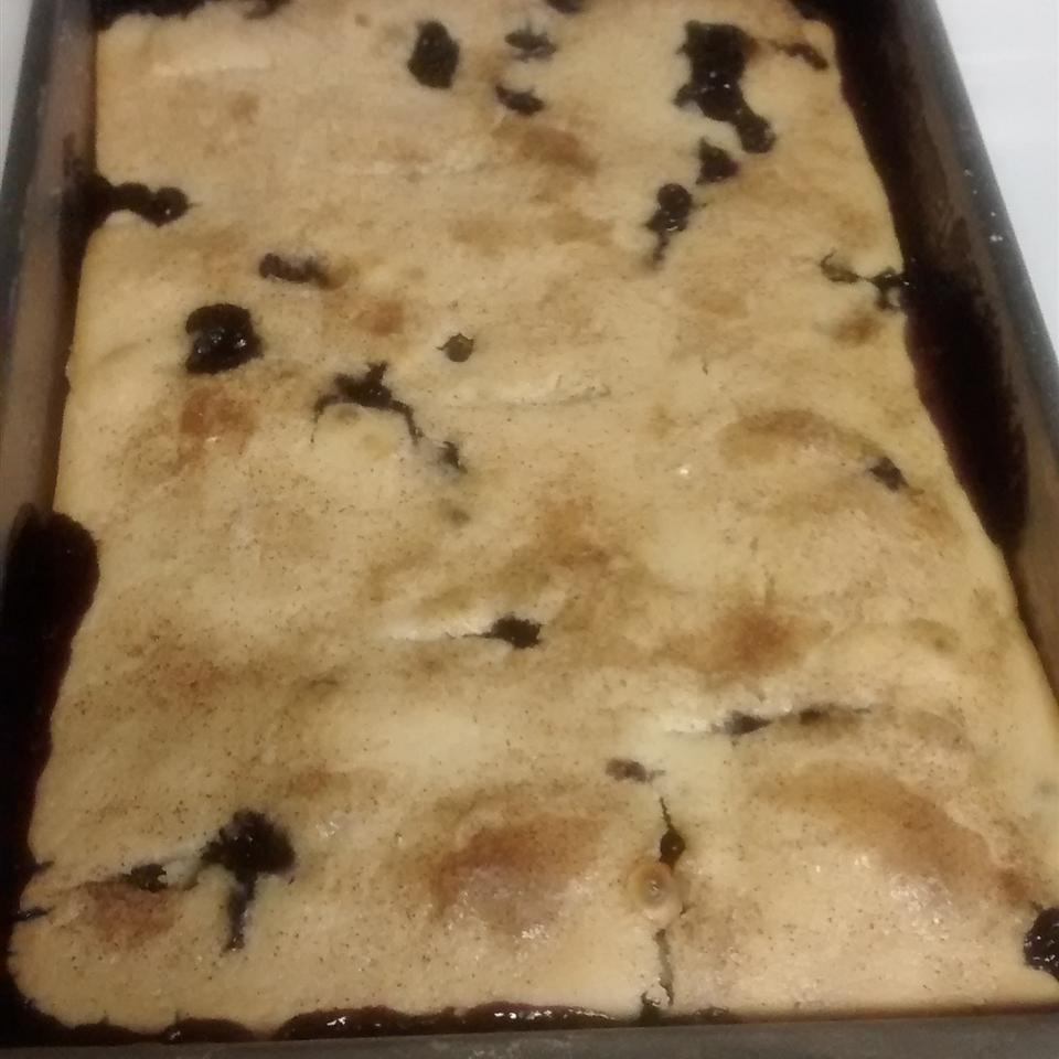 Very Best Blueberry Cobbler!