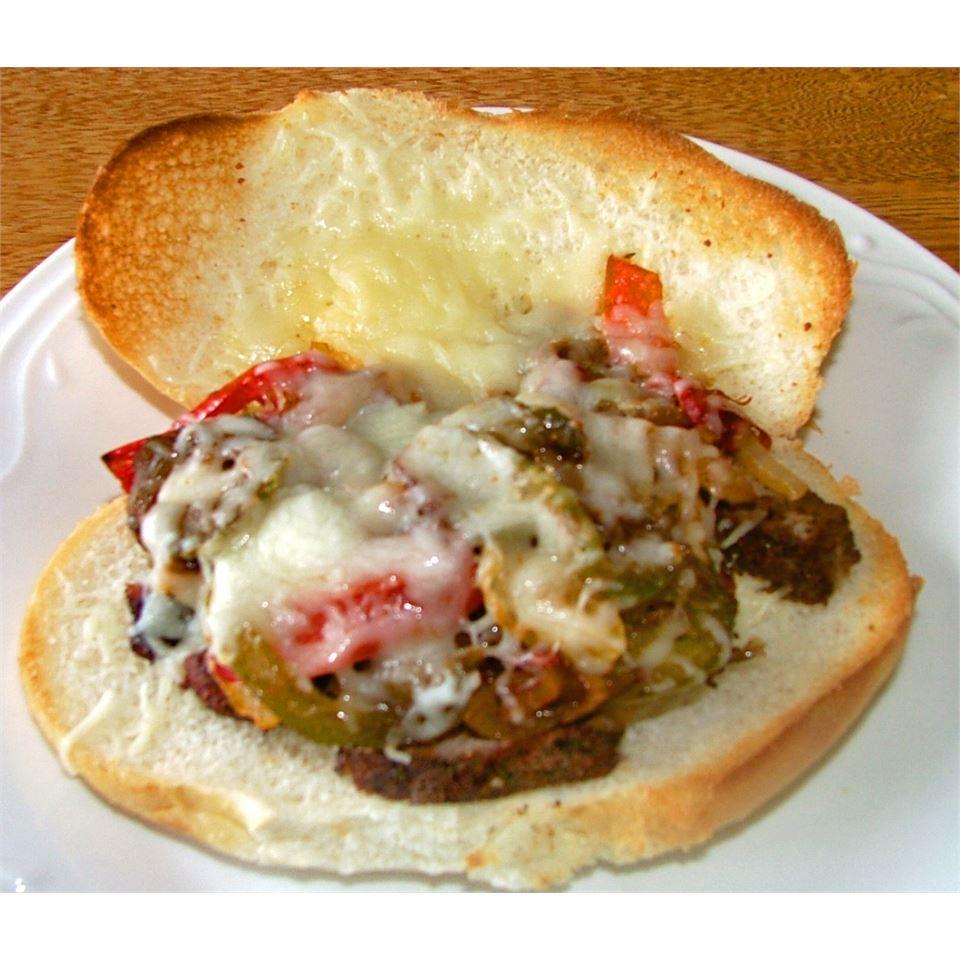 Philly Steak Sandwich Lesley