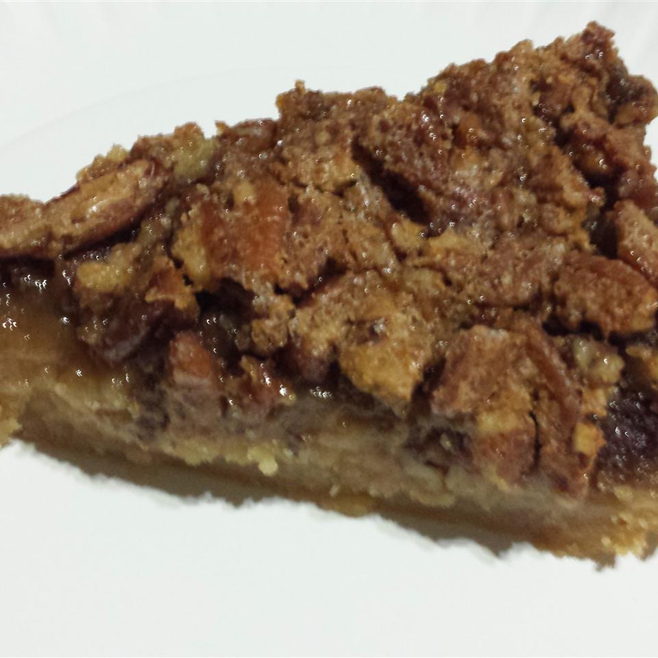 Maple Pecan Shortbread Squares Jamie Chellez