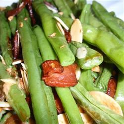 Green Beans with Almonds naples34102