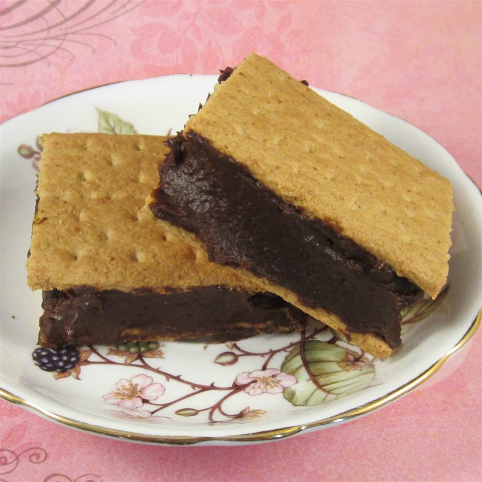 Frozen Peanut Butter Pudding Squares Deb C