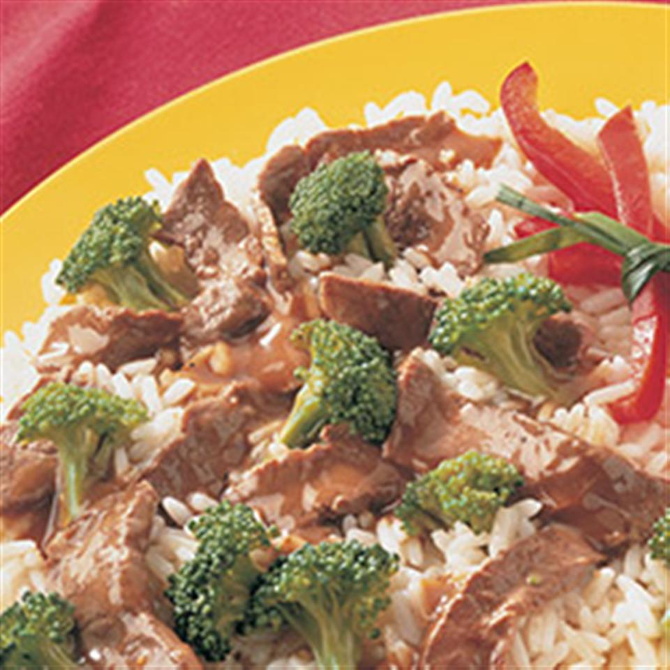 Stir-Fried Beef and Broccoli from McCormick®