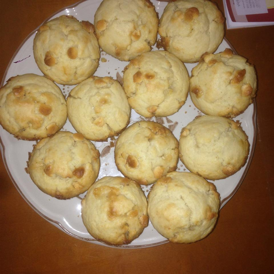 Nora's Special Chocolate Chip Muffins Calena Magnuson