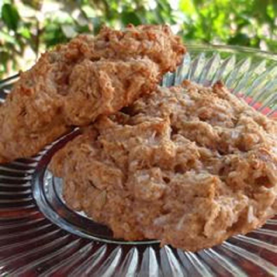 Coconut Oat Scones sueb