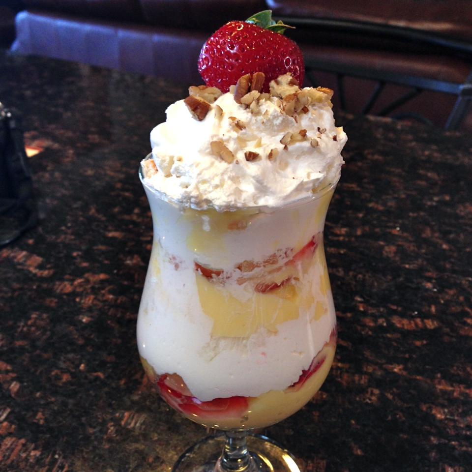 Angel Food Trifle The Sporadic Cook