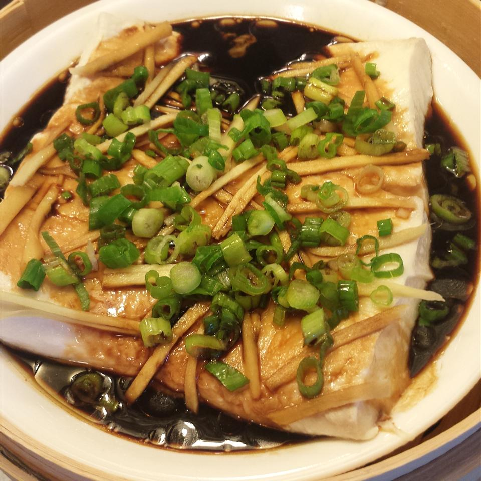 Steamed Fish with Ginger lenochka