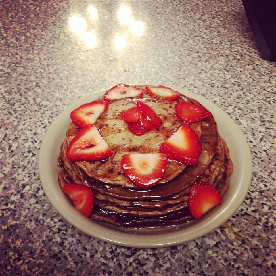 Healthier Good Old Fashioned Pancakes Anthony